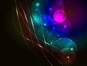 Abstract Color Dark Light Background Editable