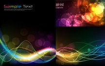 Dynamic effects light lines 2