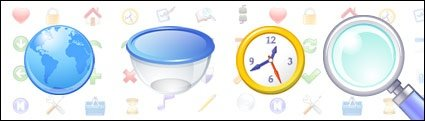 IconBase Tupper Ware Commercial vector icon