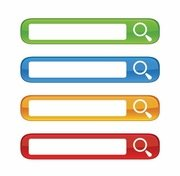 Free Colorful Website Search Boxes