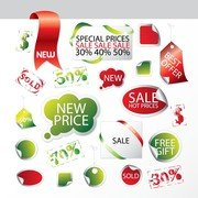 Sales Promotion Tag