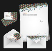 Colorful Business Template 01