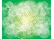 Green Bokeh Abstract Design