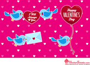 Special Delivery: Free Royalty-Free Valentine