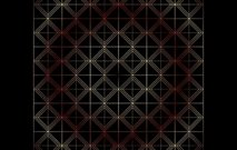 Rectangular Seamless Vintage Patterns