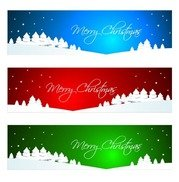 Kerst Banner of Header