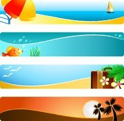 Sunshine Beach Banner