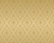 Background with gold flowers and leaves