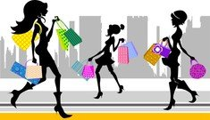Shopping Fashion Figures