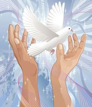 Hands Wish For Peace