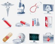 Stock Illustrations Medicine Icon