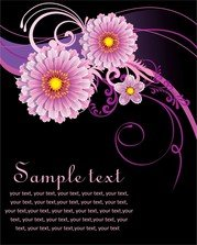Fashion Floral Background