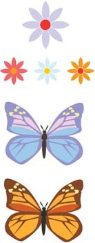 Butterfly Vector 22