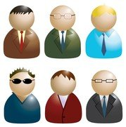 business people icon 2