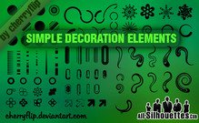 81 Decoration Elements