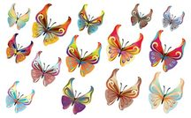 Free Download vectors of butterfly