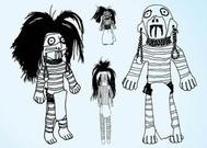 Indian Dolls Graphics