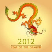 2012 Dragon Image Illustration 03