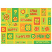 FLORAL COLORFUL FREE VECTOR ART.ai