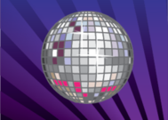 Partij Vector Disco Mirror Ball