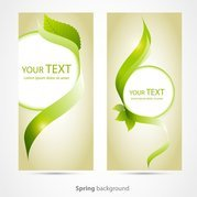 Beautifully Banner02Vector