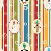 Christmas Cartoon Background