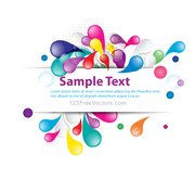 free colorful banner clipart and vector graphics clipart me