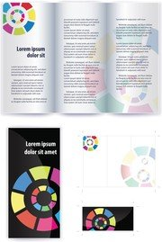 Delicate Leaflets And Booklets 01
