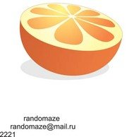 Citrus fruit 6