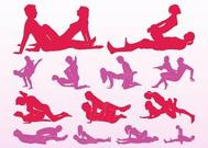Sex Position Silhouettes