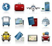 travel travel icon