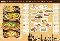 Restaurant Menu Design 03