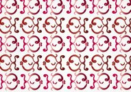 Fish Background Pattern Swirly