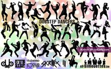 35 Dubstep dancers