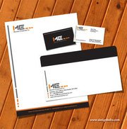 Print Ready Standard Stationary Template