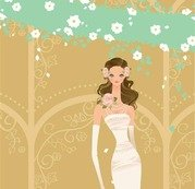 Wedding Vector Graphic 23