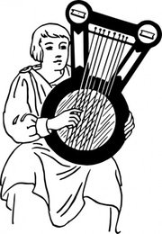 Psaltery Musical Instrument