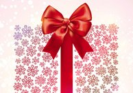 Vector Gift Christmas Cards