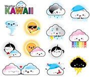 Clip Art Kawaii Clipart kawaii clip art vector 27 graphics clipart me free 12 weather kawaii
