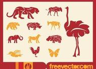 Wild Animals Graphics