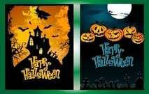 Halloween Night Poster Pack