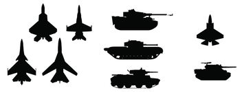 Vector Silhouettes