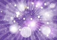 Starry Purple Background