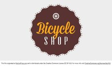 Bicycle Shop Badge