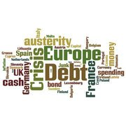 EUROPEAN DEBT CRISIS VECTOR CLOUD.eps