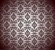 Royal Floral Pattern Background