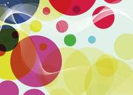 Colorful Circles Design