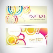 Beautifully Banner03Vector