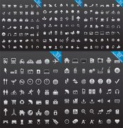N number of web design small icon