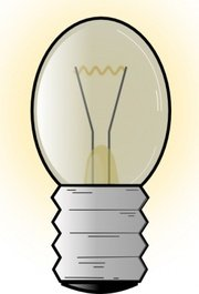 Electronic Light Bulb